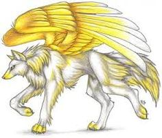 236x200 Wolf With Wings Awesome Drawings Of Wolves With Wings Hyrulara