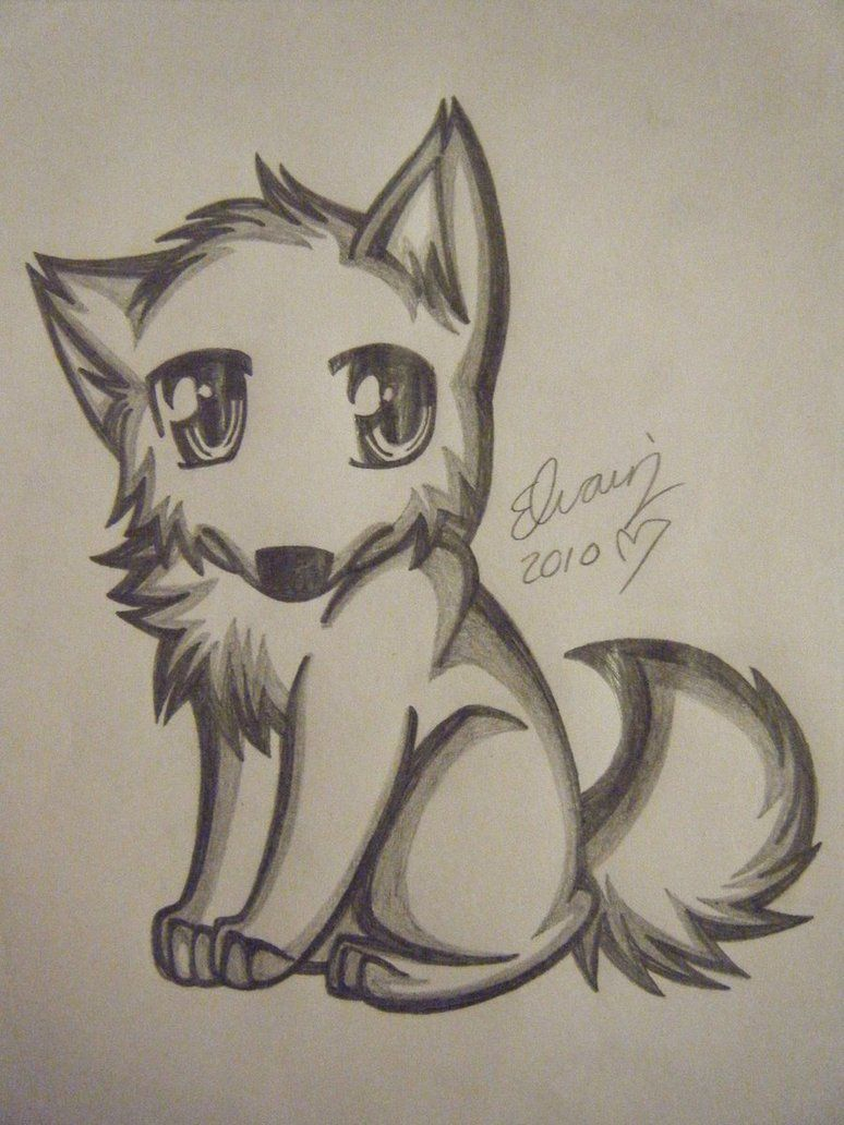 774x1032 Drawings Of Wolves Wolf Drawing 4 By Animefan1863