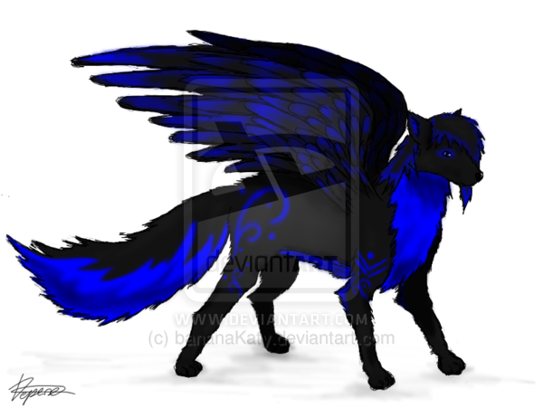 600x451 Pictures Of Winged Animals Wolves And Cats The Tribe Of Wings