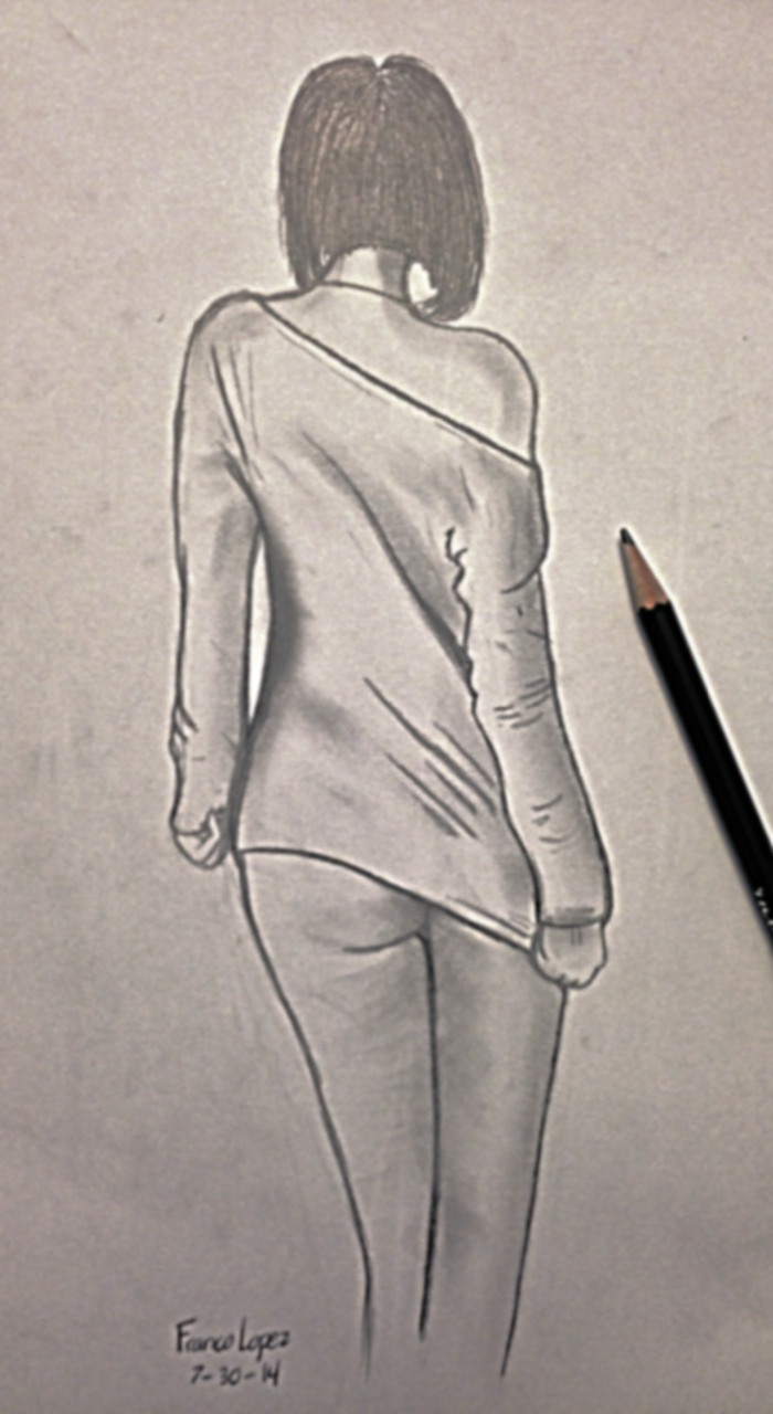 700x1280 Tumblr Woman Body Drawings