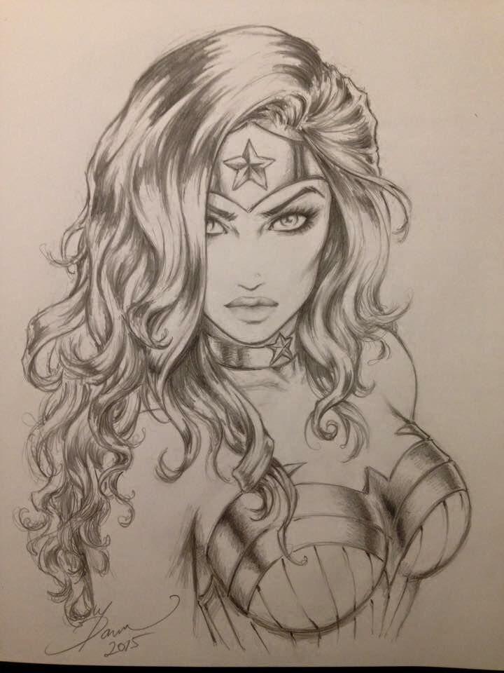 720x960 Wonder Woman Mcteigue Fantasy Art Wonder