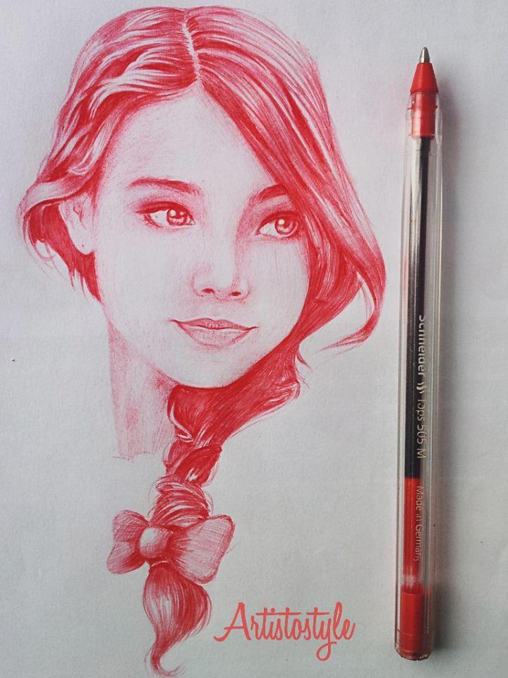 720x960 Realistic Drawings
