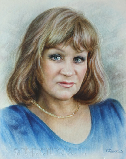415x520 A Beautiful Woman Portrait. Woman Face Drawing