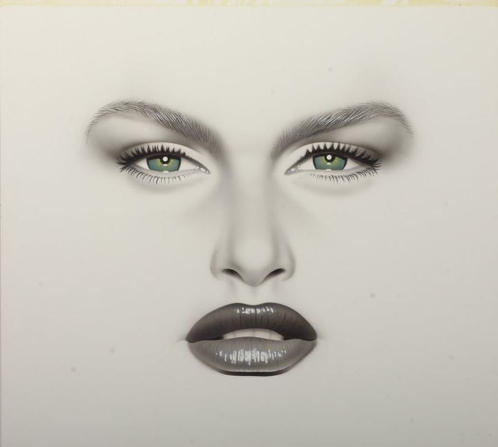 720x647 Gallery Womens Faces Drawings,