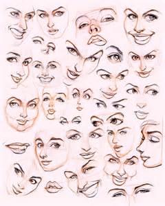 240x300 Seductive Eyes Drawing