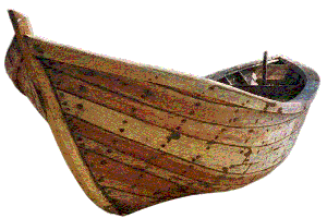 300x200 Wooden Work Boats Of Indochina Vietnam, Cambodia Amp Laos