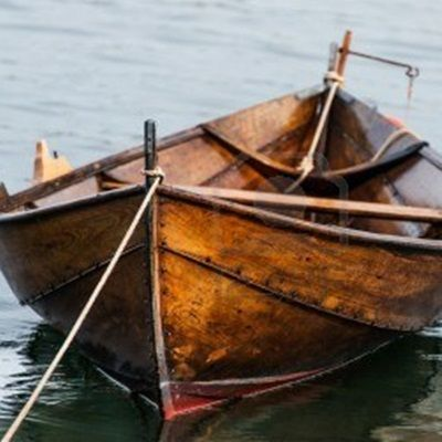 400x400 Wooden Boat Tenders