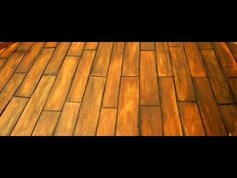 480x360 How To Make A Fake Wooden Floor For Your Dollhouse
