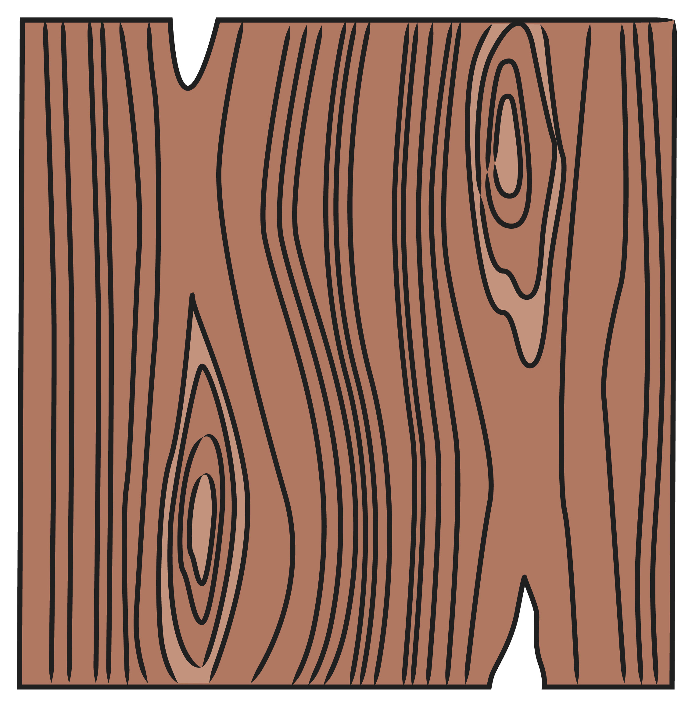 2269x2312 Wikihow To Draw Wood