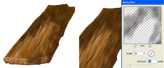 550x228 Drawing Wooden Plank Photoshop Tutorials @ Designstacks