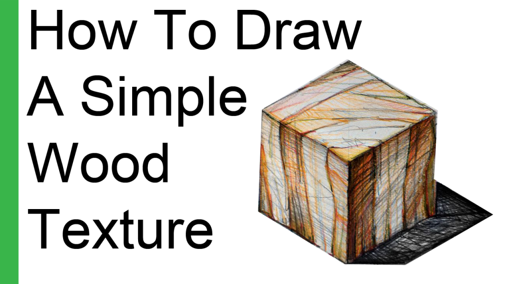 1024x576 How To Draw A Simple Wood Texture Arch