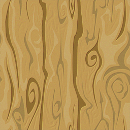 256x256 Wood Texture By On @ Cartoon