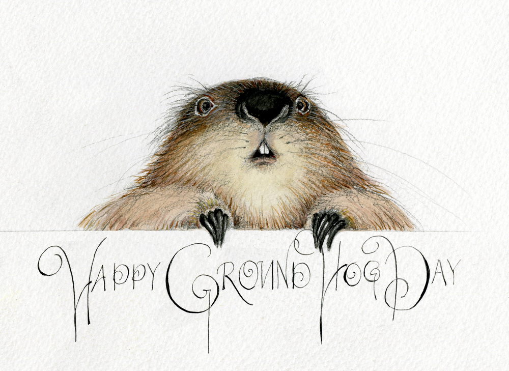 1000x729 Groundhog Blog! Patience Brewster Blog