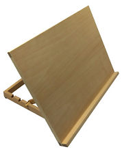 178x225 Wooden Drawing Board Ebay