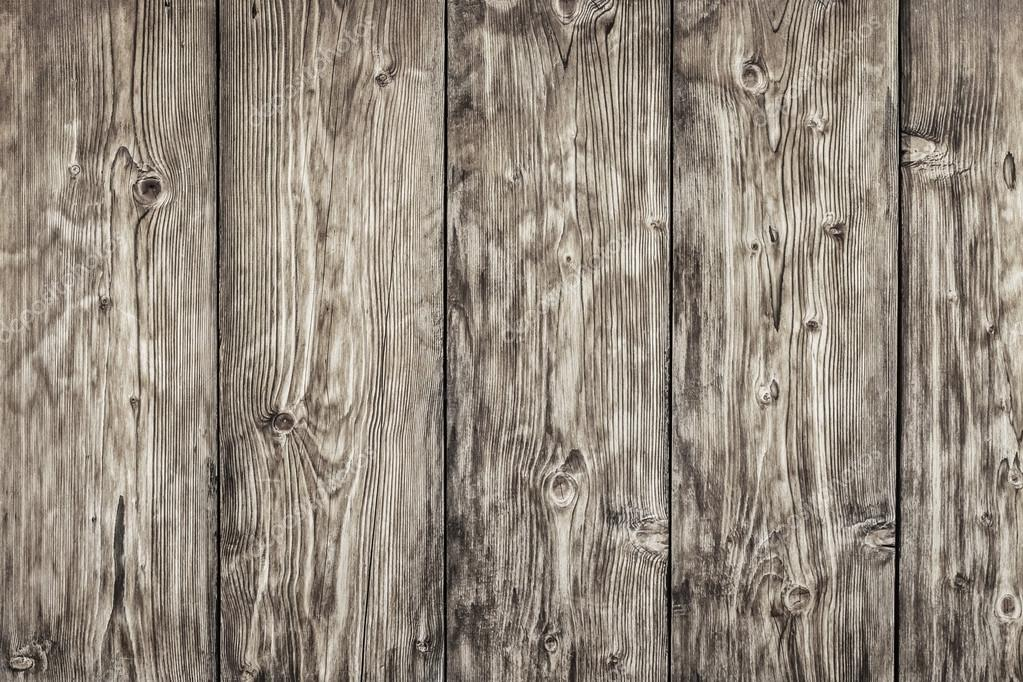 1023x682 Old Rustic Wooden Fence Planks With Knots Detail Stock Photo