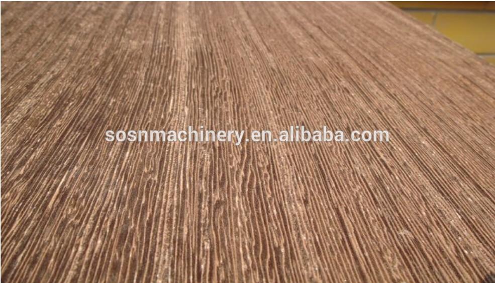985x563 China Wood Floor Wire Brushing Machine