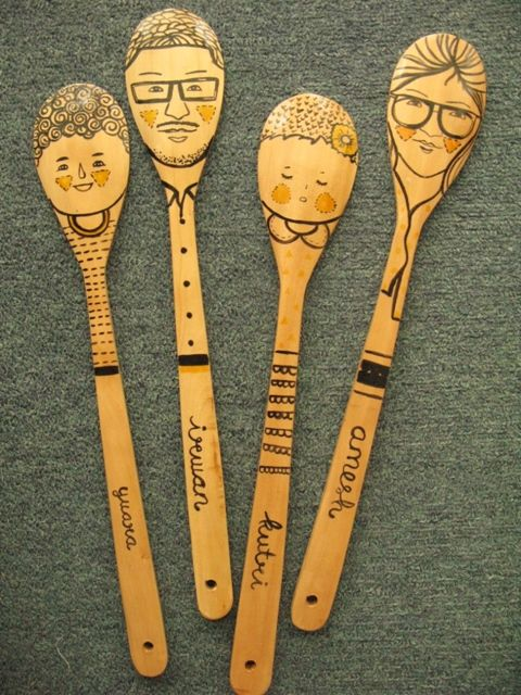 480x640 Dreamesh Wooden Spoon Family. Gift Ideas Wooden