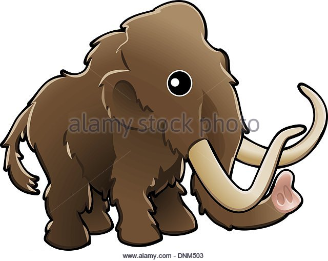 640x509 Woolly Mammoth Drawing Stock Photos Amp Woolly Mammoth Drawing Stock