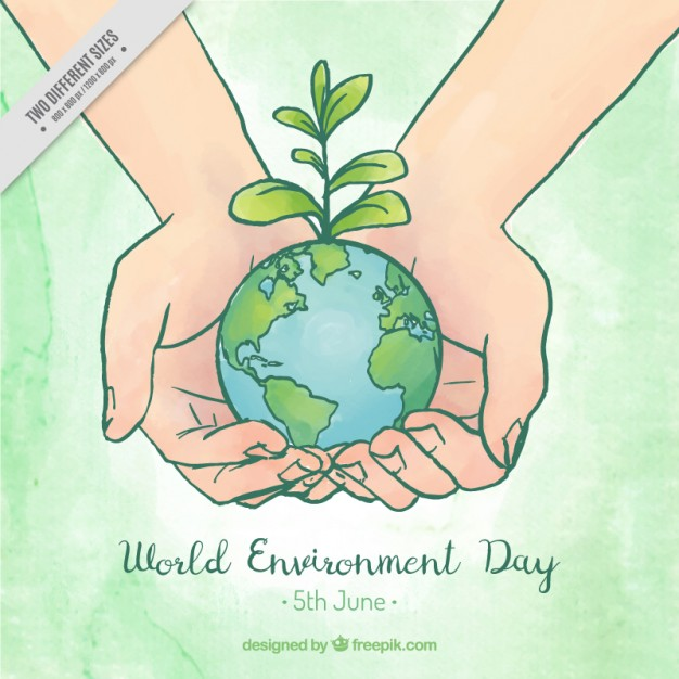 626x626 Hands Holding Planet Earth Background Vector Free Download