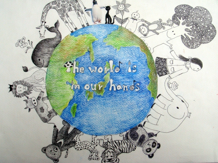 738x554 The World Is In Our Hands