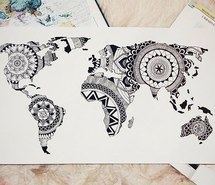 World map drawing tumblr at getdrawings free for personal use 215x185 world map images on gumiabroncs Images