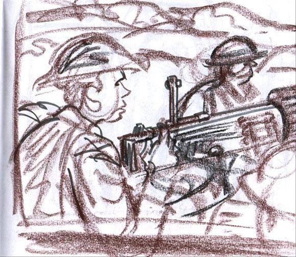 580x503 Bukowski Gallery World War I World War I 2
