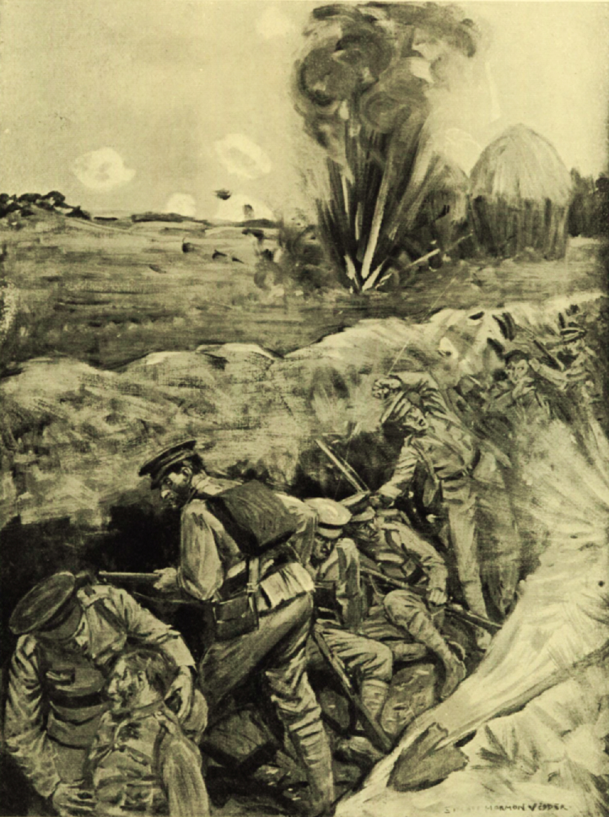 1251x1677 Roads To The Great War 99 Years Ago Quotes From September 1914