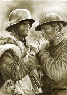 236x333 Pencil Drawing Of World War 1 Paul Ballard World War 1 Drawings