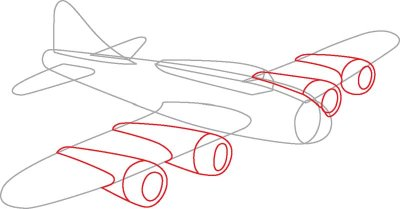 400x209 3. Draw The Engines
