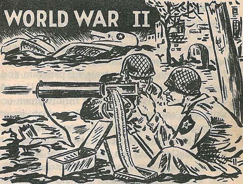 500x380 World War 2 A Brief History Us