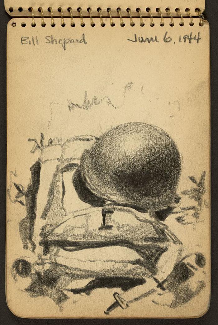 700x1043 World War Ii Seen Throught The Eyes Of A Soldier