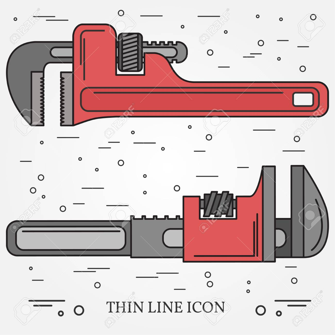1300x1300 Wrench Icons. Wrench Icons Vector. Wrench Icons Drawing. Wrench