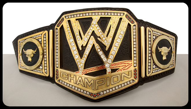 660x379 new wwe title and a rundown of my favorite championship hardware
