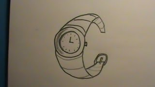 320x180 How To Draw A Watch
