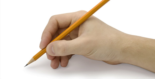 600x308 How To Hold Your Pencil When You Draw