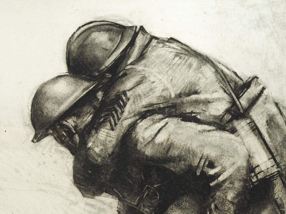 1000x750 Lessons What Do The Artist Soldiers Of Wwi Teach Us
