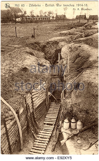 334x540 Wwi Trench Stock Photos Amp Wwi Trench Stock Images