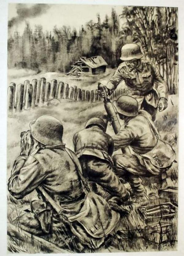 600x834 Pencil Drawings Ww2 Art Drawings