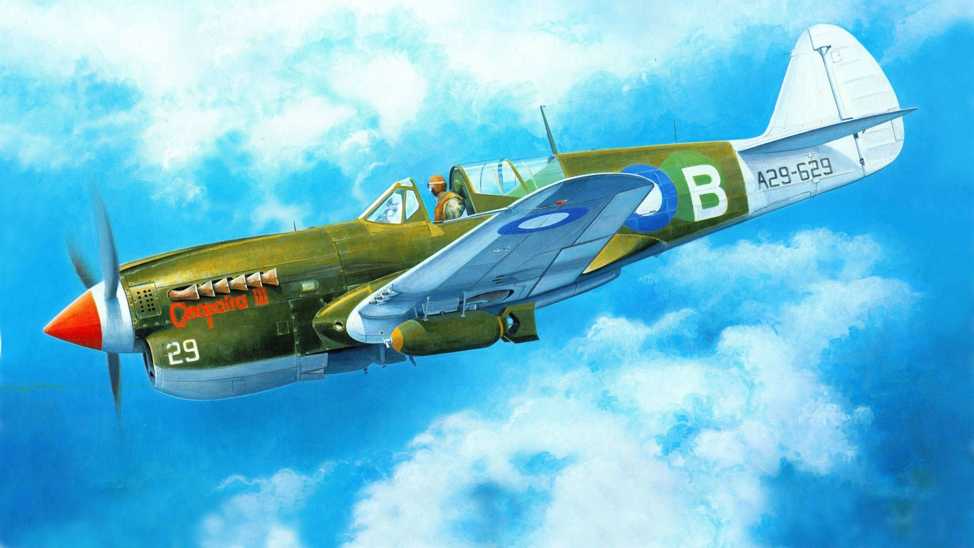 1920x1080 Ww2 Airplane Wallpaper Images)