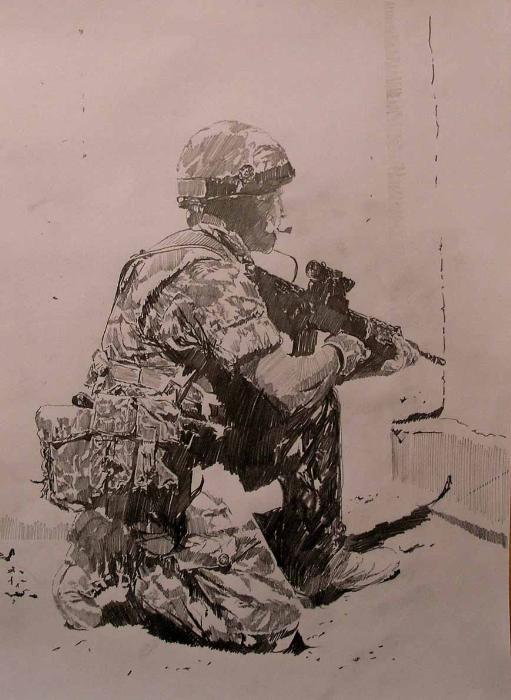 511x700 Yessy Gt Jason Askew Gt Modern Erapost Ww2 Gt Iraq British Soldier