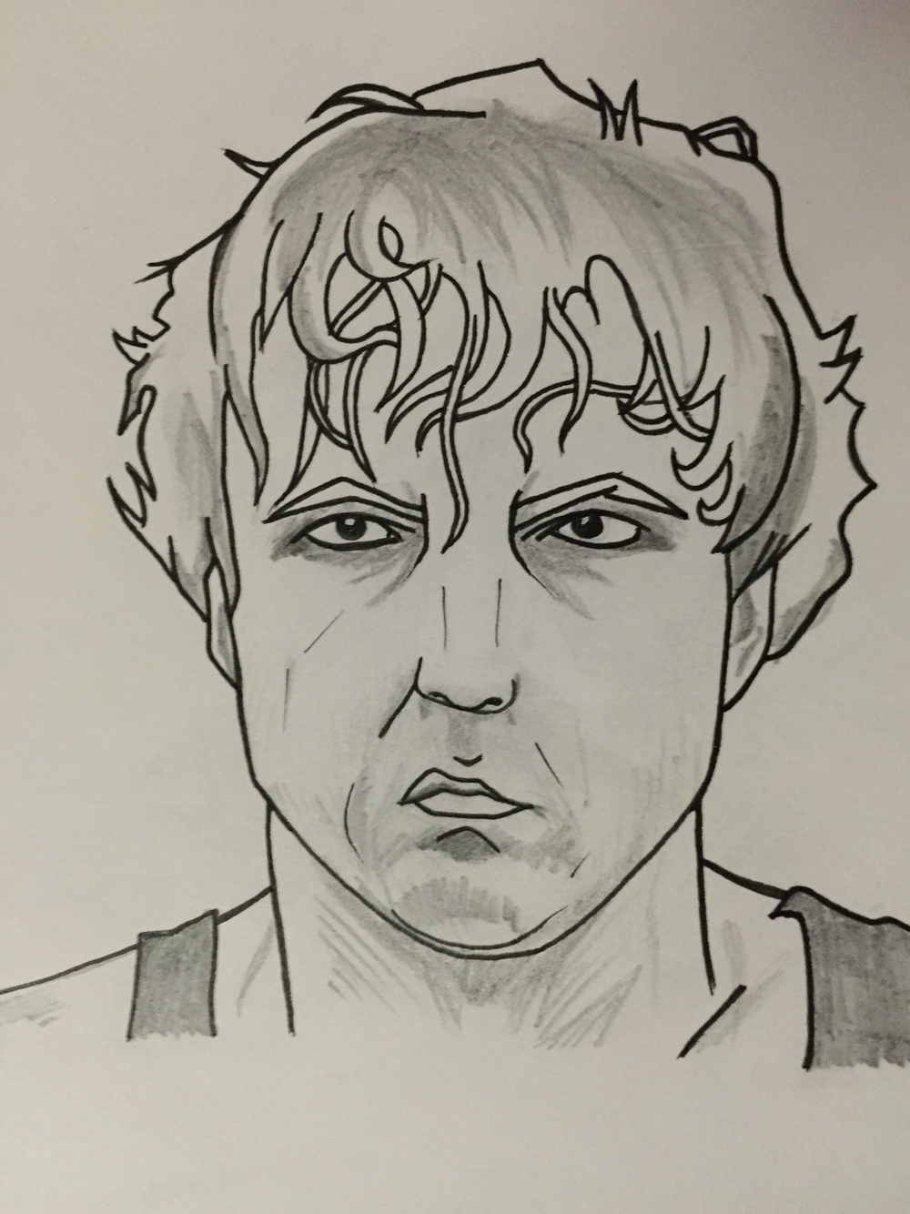 1000x1334 Dean Ambrose From Wwe