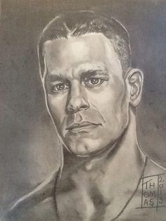 236x314 How To Draw John Cena Wwe John Cena Drawings Amazing