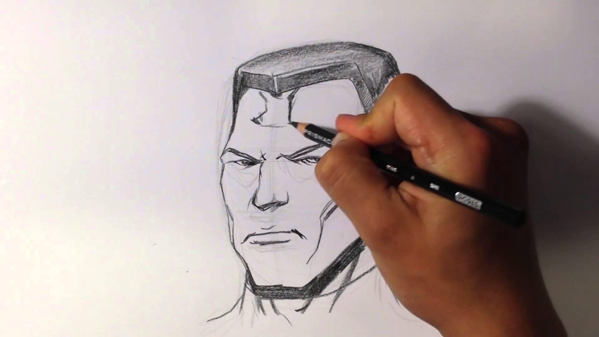 1920x1080 How To Draw Colossus From X Men