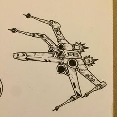 236x236 X Wing Fighter