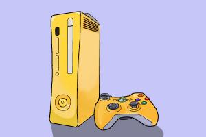 300x200 How To Draw An Xbox 360