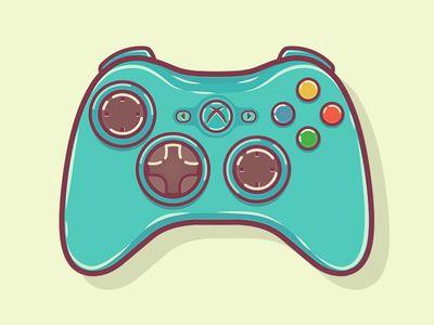 400x300 Xbox 360 Controller Xbox 360 Controller, Xbox And Gaming