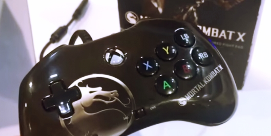 529x266 Mortal Kombat X Controller For Ps4 And Xbox One