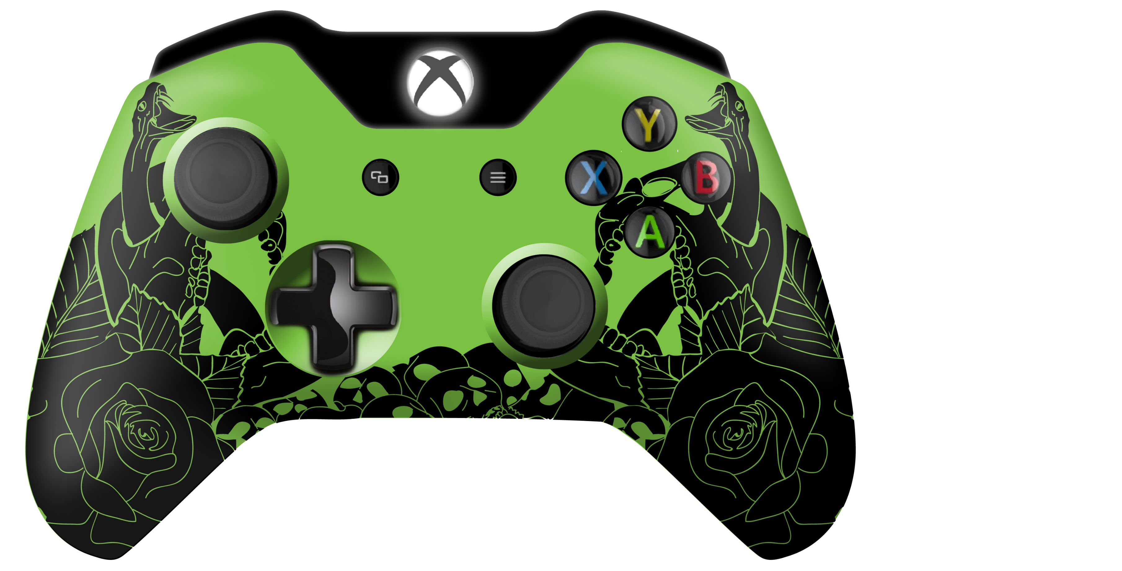 Coloring Pages Xbox 360 : Xbox one controller drawing at getdrawings.com free for personal
