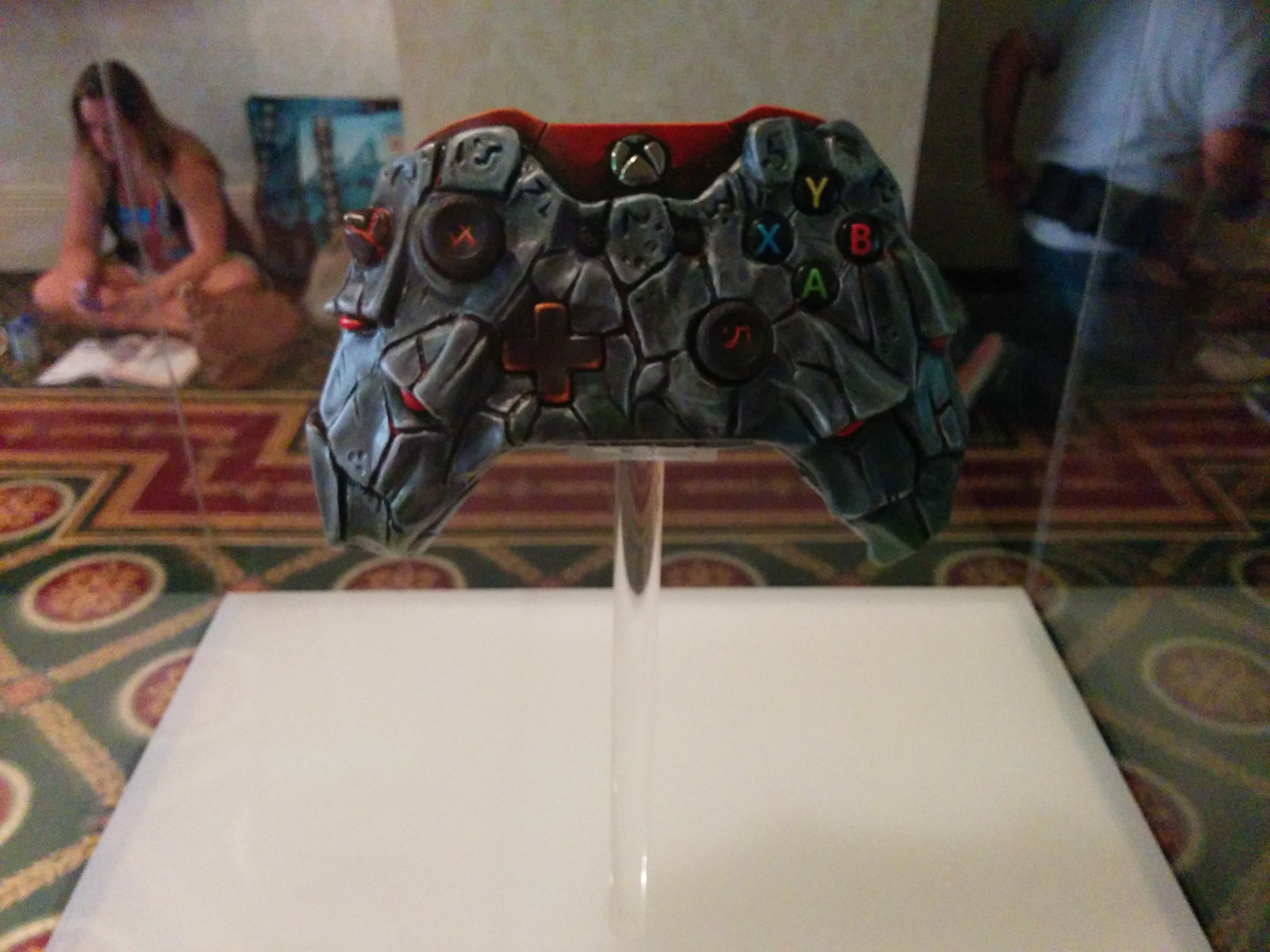 3264x2448 Sdcc 14 The Xbox One Wireless Controller Artist Collection