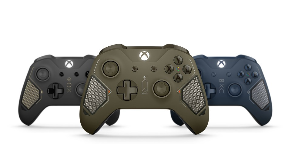 940x528 The Future Is Xbox As The Latest Combat Tech Controller Is